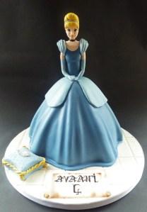 Cinderella cake (Copy)
